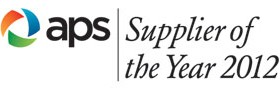 APS Award - Supplier Of the Year 2012